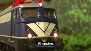 Modellbahn-Neuheiten (705) Märklin 39124 BR E 110.3