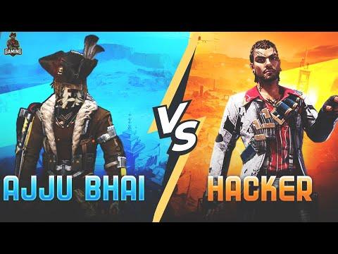 Ajjubhai vs Hacker, Meet Eco Friendly Hacker in Rank Push with Desi Gamer - Garena Free Fire