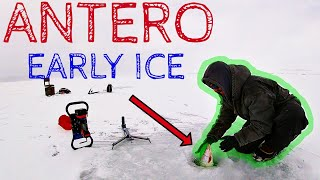 ANTERO EARLY ICE Jawjacker Steals the Show