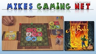 Ali Baba | Verlag: White Goblin Games
