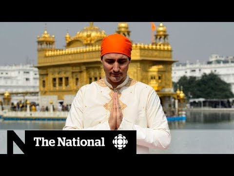 Religion and politics collide for Trudeau in India