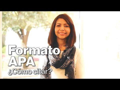 Introducción al estilo APA para citas y referencias. de YouTube · Duración:  9 minutos 31 segundos
