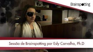 Sessão de Brainspotting por Esly Carvalho, Ph.D