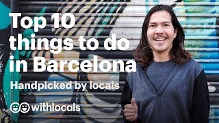 Top 10 things to do in Barcelona 👫 handpicked by locals