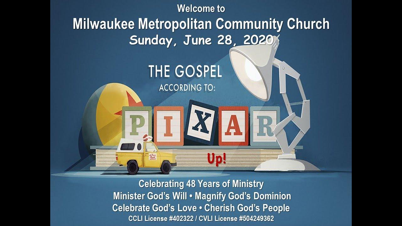 2020-06-28 -  Sunday Worship