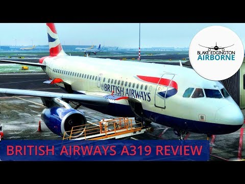 FLIGHT REVIEW | British Airways | Airbus A319 | Amsterdam to Gatwick