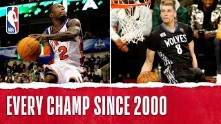Download Every Dunk Contest Winner Since 2000 Mp3 and Videos