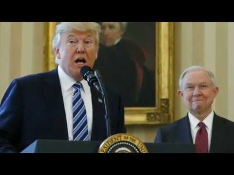Download Youtube: US Attorney General Jeff Sessions asks 46 Obama-era US attorneys to resign