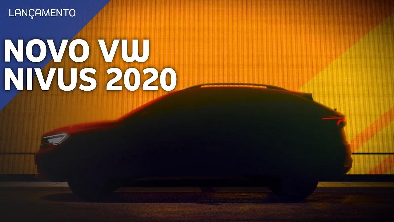 VW Nivus o Crossover do Polo que chega em 2020 - YouTube