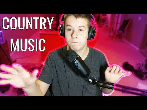 COUNTRY RADIO STATIONS RANT