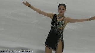 Alina Zagitova GP Final 2019 FS Cleopatra 6 125.63