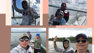 Fishing Tips 101, 1st catch and bloopers
