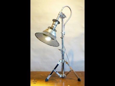 Leuchten, Lampen, Lichtobjekte aus schönem Schrott und hübschen Fundstücken - ML Upcycling Licht (3)