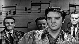 """Elvis Presley """"When My Blue Moon Turns To Gold Again"""" on The Ed Sullivan Show"""