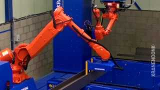 Robotic production - Beam Assembly Line