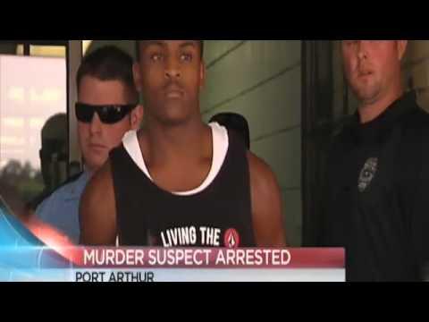 Man arrested in Port Arthur murder