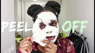 DIY Masque Peel Off Contre Les Points Noirs