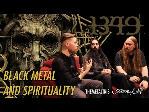 1349 - Interview Part 3: Black Metal and Spirituality