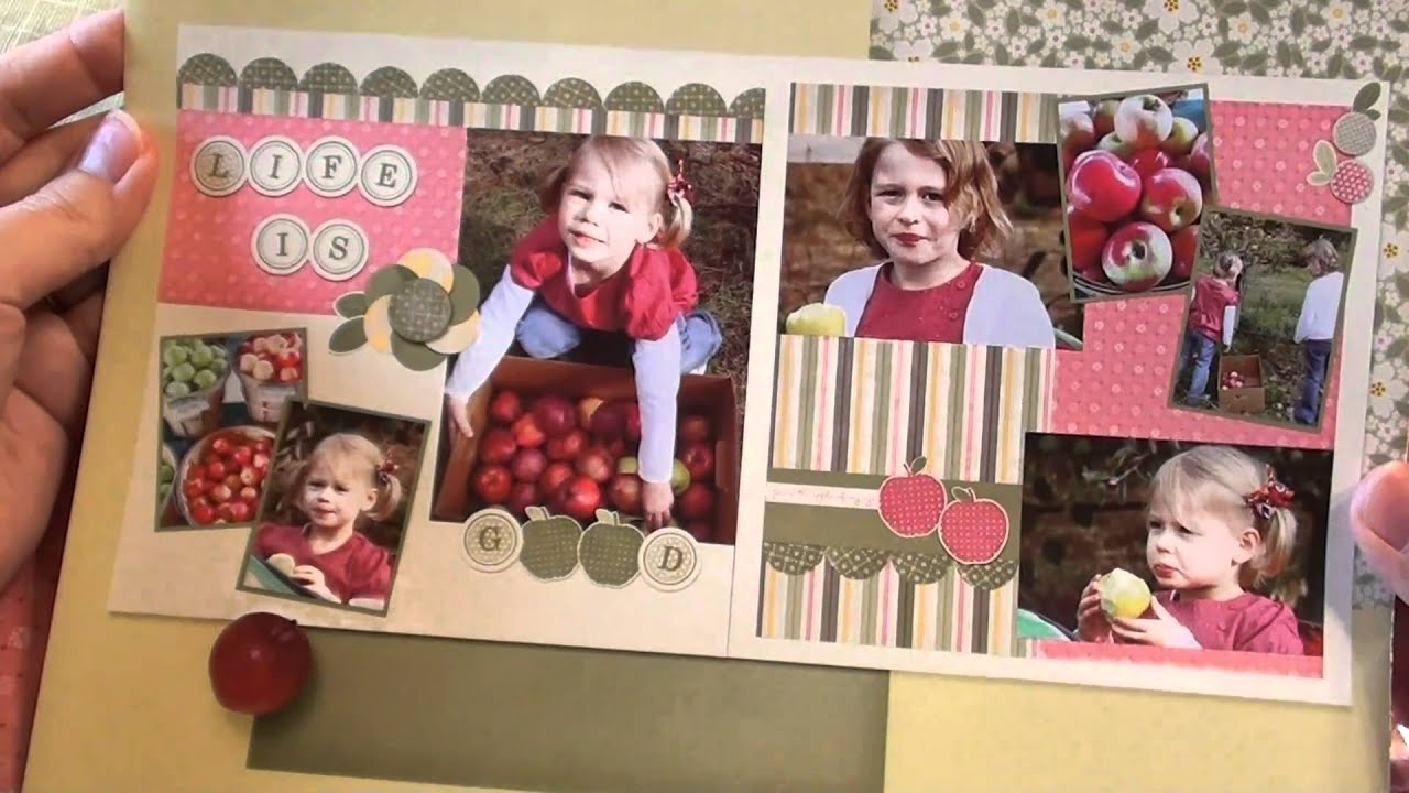 How to scrapbook faster - Simple And Fast Scrapbooking Products From Close To My Heart
