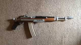 Ruger Mini-14 GB/ ParaTrooper (Side Folder)