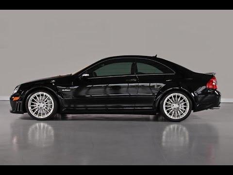 Mercedes-Benz CLK63 AMG Black Series - One Take