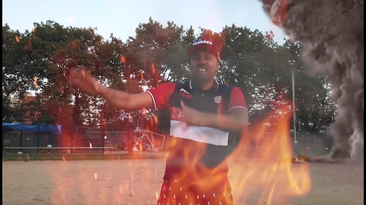 Jay Kinser ft. Ruste Juxx - Bomb On Em (Official Video)