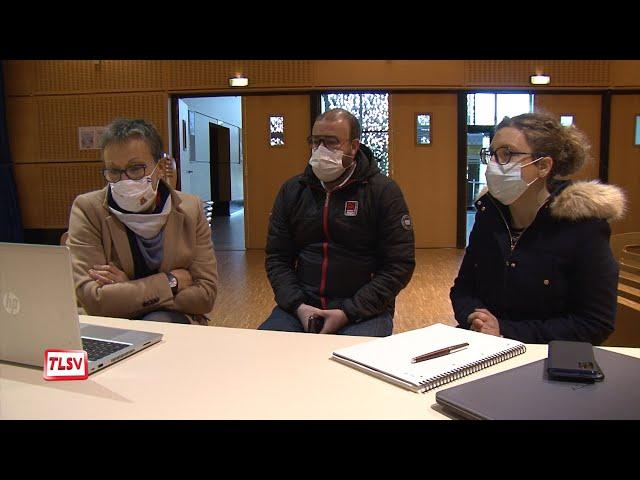 Luçon : le centre de vaccination s'organise pour lundi