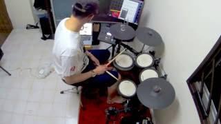 林宥嘉 Yoga Lin [傻子 Fool]  drum cover