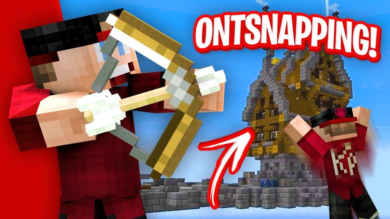 MIJN MOOISTE ONTSNAPPING OOIT! - Minecraft