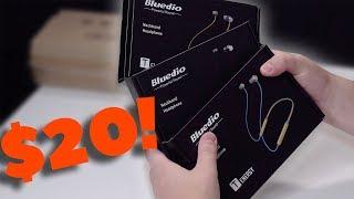 Бюджетные Наушники с Aliexpress! Bluedio