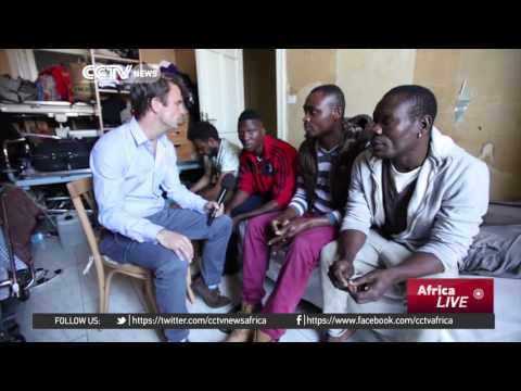 Migrants dealing with endless red tape in Italy