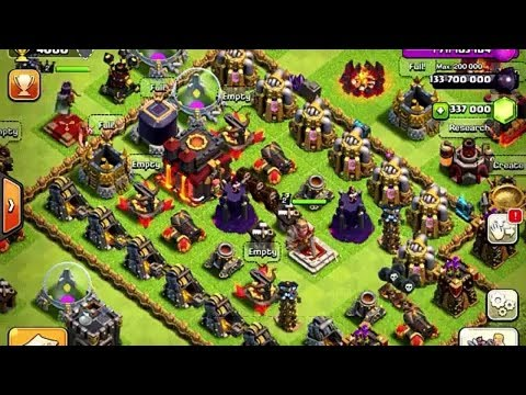 How To Hack Clash Of Clans Mod Apk