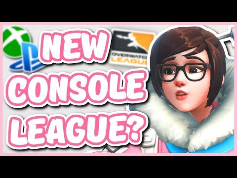 Overwatch - A CONSOLE OVERWATCH LEAGUE?! thumbnail