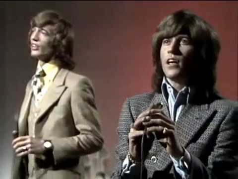 Bee Gees – Lonely Days 1970 High Quality Stereo Sound, Subtitled