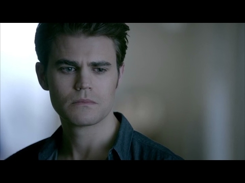 The Vampire Diaries: 8x12 - Stefan's human, gets arrested and Caroline helps him to get free [HD]