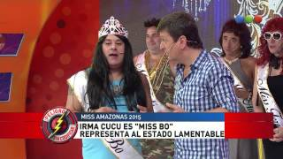 Miss Amazonas, participante Miss Bo - Peligro Sin Codificar
