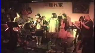歌の先生涼子さんの愛弟子、京子クリスタルさんの生バンドデビューです...