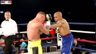 DALE COYNE VS JULIO CESAR - BBTV - BLACK FLASH PROMOTIONS - BOWLERS ARENA 2/3/18