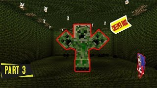 IMPOSSIBLE TO KILL THIS MARS MONSTER in Minecraft
