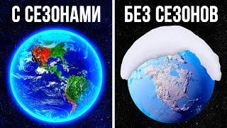 Что, если на Земле не будет смены сезонов