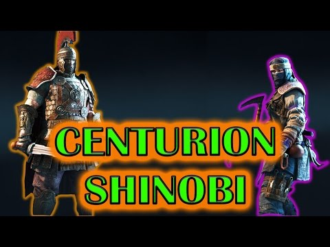 CENTURION & SHINOBI GAMEPLAY - DAY 1 DUELS (Bonus Extheleon at the end)
