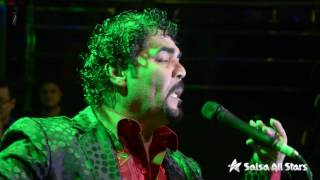 En La Intimidad - Willie Gonzales - Salsa All Stars - Los Olivos 2016
