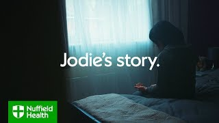 Jodie's Story: from surviving to thriving - Nuffield Health