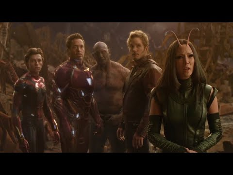Avengers Infinity War Crack Vid