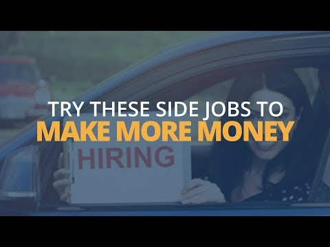 7 Easy Side Jobs to Help You Make More Money | Brian Tracy