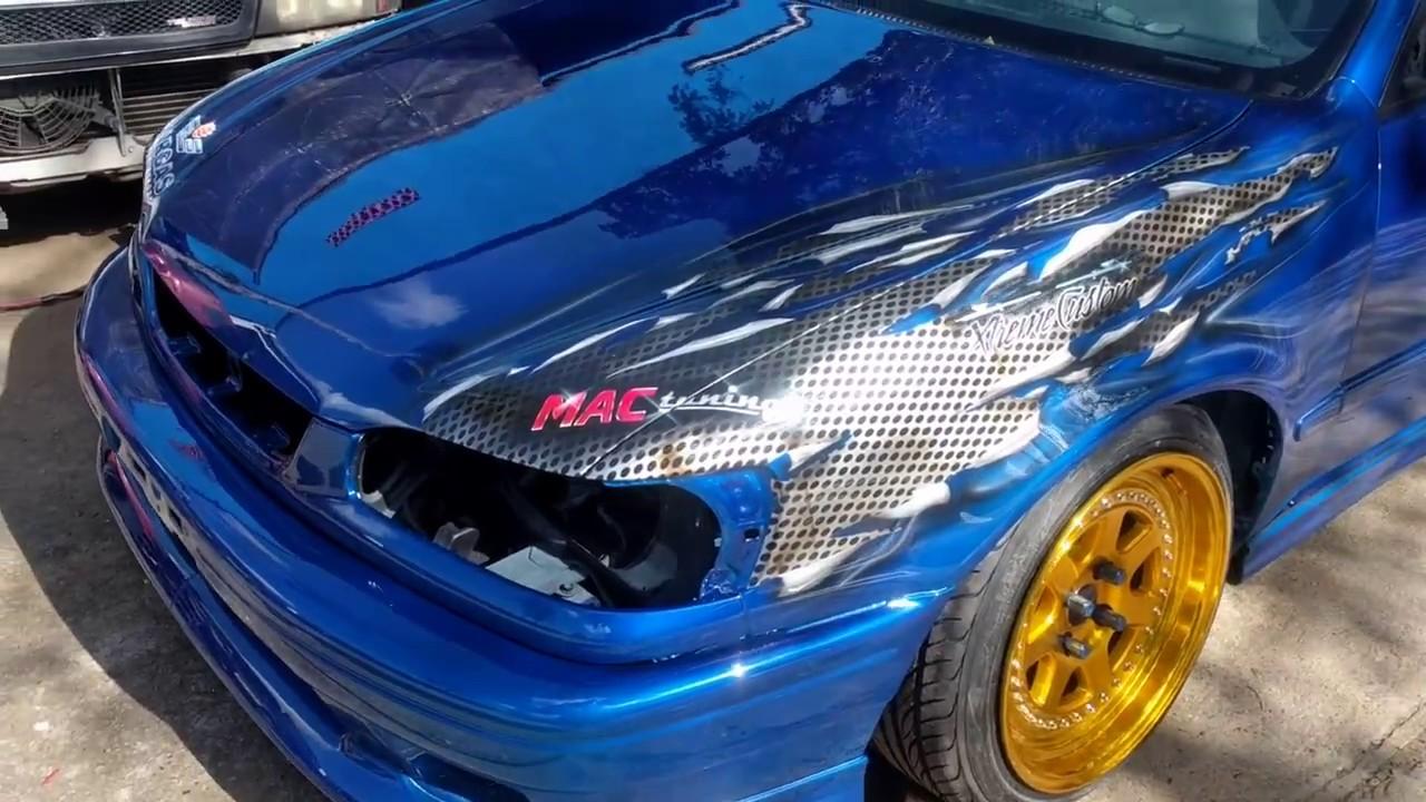 Mac Tuning - Extreme Custom - Toyota Corolla 98