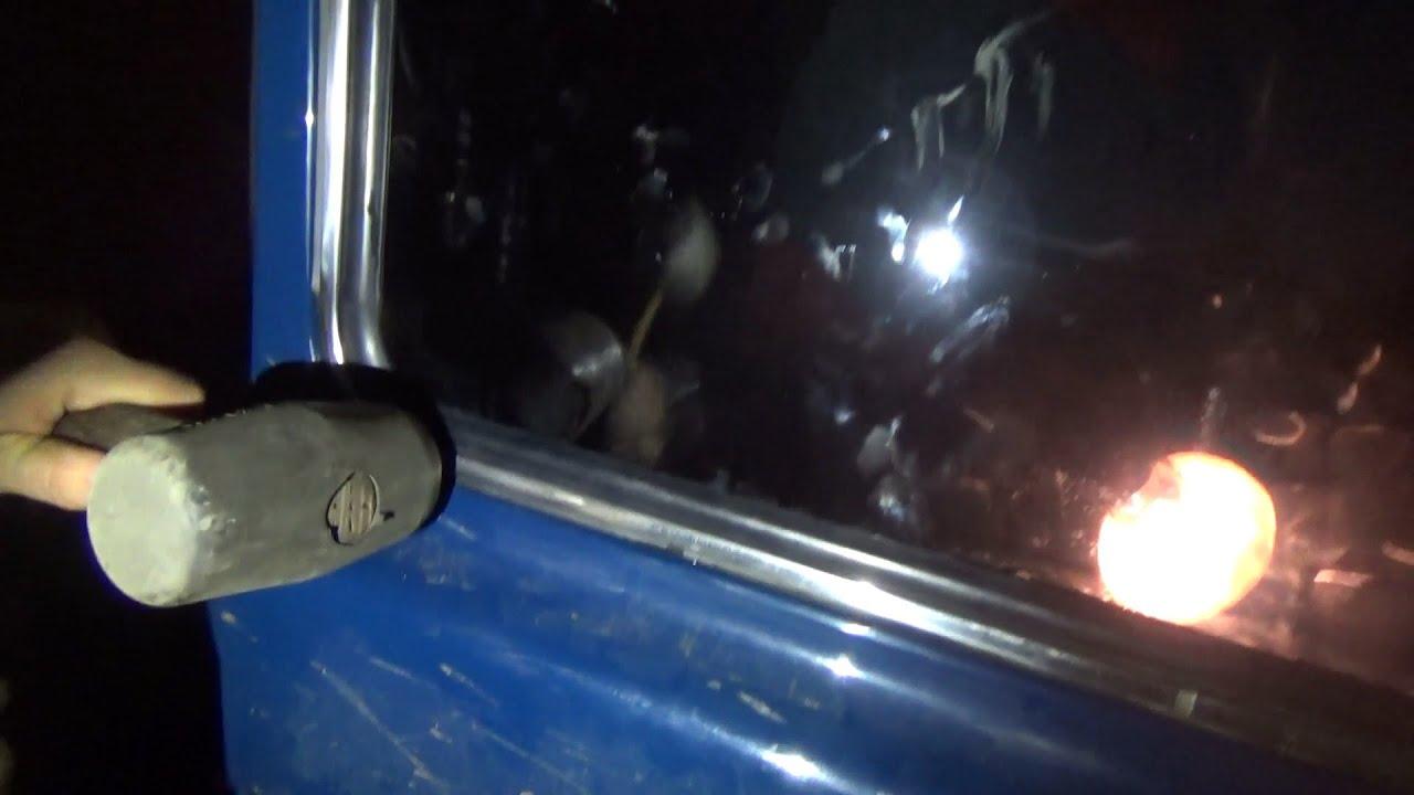 Снятие и установка заднего бокового стекла Нивы #АвтоФормула 4х4