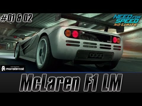 Need For Speed No Limits: McLaren F1 LM | Campaign (Chapters 1 & 2)