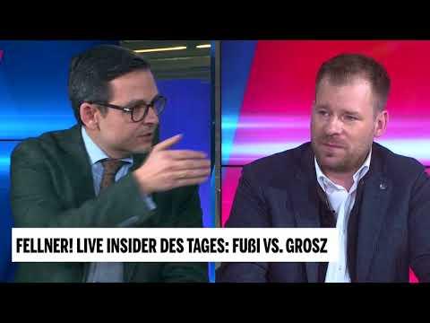 Fellner! Live – Insider des Tages: Fußi vs. Grosz