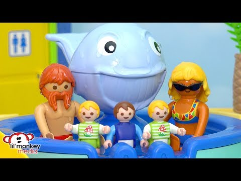 George and Judy Take the Triplets to the Pool  💦 Ep. 67